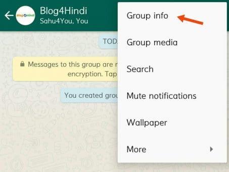 WhatsApp Group Link Create