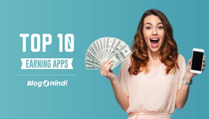 Top 10 free recharge earning app in india