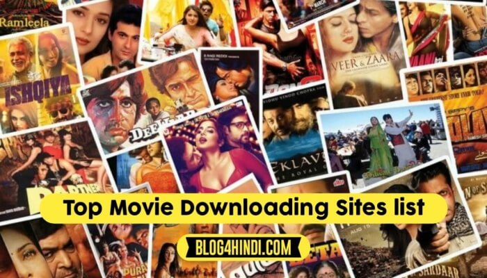 Top Movie Downloading Sites list 2020