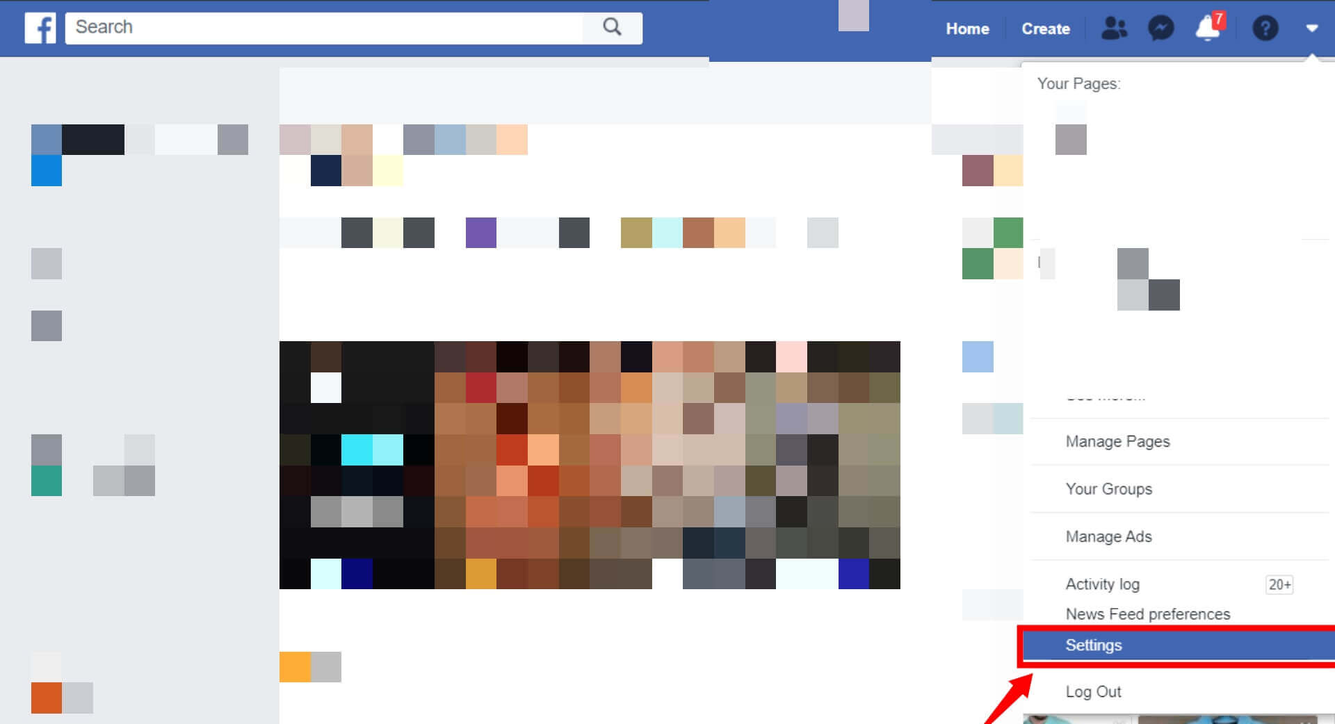 फेसबुक अकाउंट डिलीट कैसे करे
