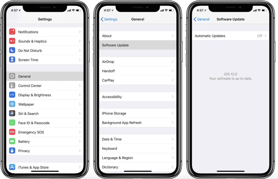 Apple iPhone Update Kaise Kare