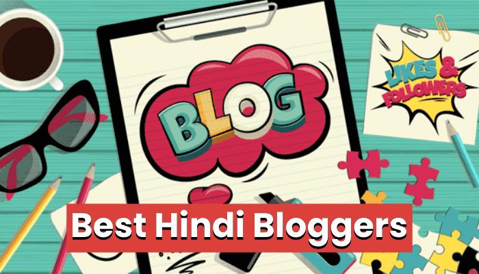 best hindi bloggers blog